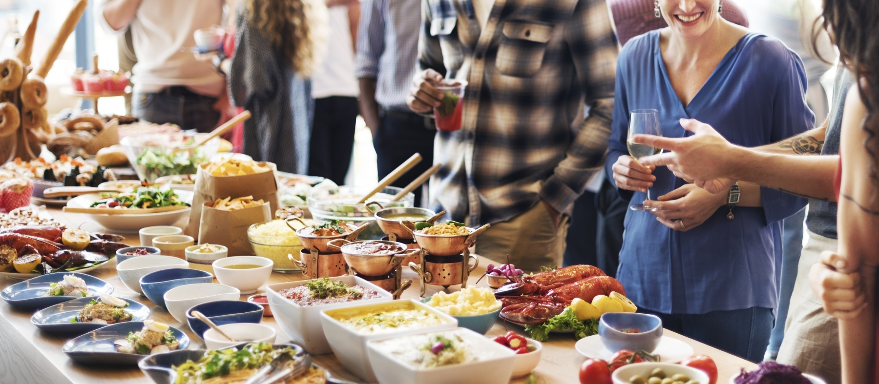 food service event catering Catering a great event relies on great food get information about menu planning, food and beverage, and appealing to your guests' taste in food.